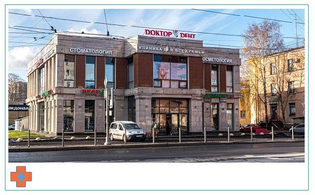 Оснащение медицинскими консолями стоматологии «Доктор Дент»  г. Санкт-Петербург