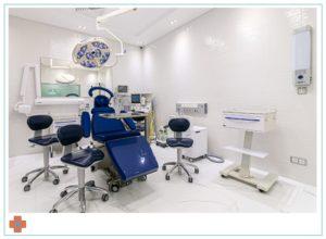 Оснащение медицинскими консолями стоматологии
