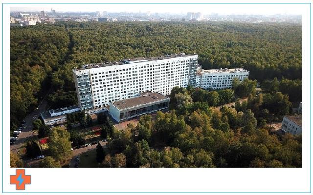 Поставка медицинских консолей в клиническую больницу управления делами Президента Российской Федерации г. Москва