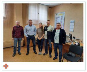 Визит делегации «Мед-Электро» на завод «Энергозащитные системы» г. Санкт – Петербург»